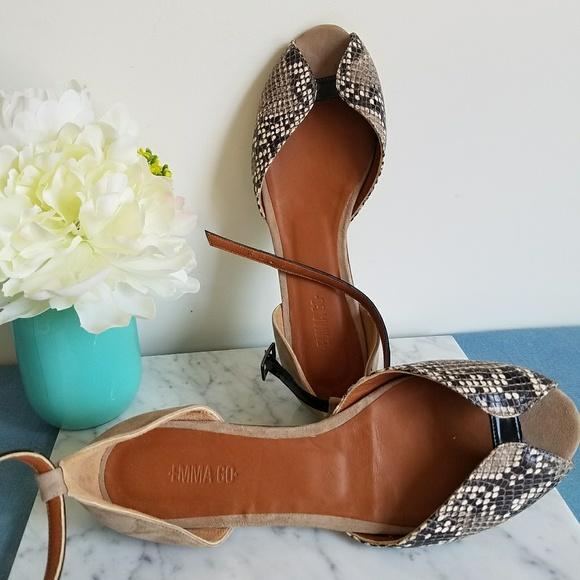 f4baebfce Anthropologie Shoes - Anthropologie Emma Go Juliette Flats